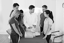 Group CPR Certification